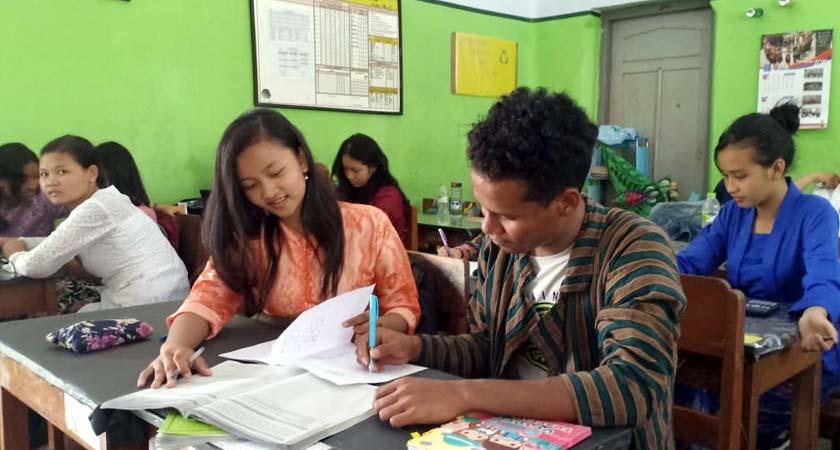 Siswa Asal Papua di Kota Blitar Memilih Pulang Kampung