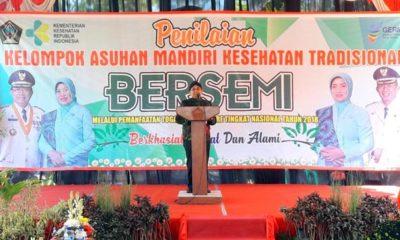 Wakili Jawa Timur Lomba Asman Toga Nasional, Bupati Blitar Targetkan Juara