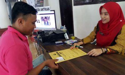 Pelayanan di Kantor Imigrasi Kelas II Non TPI Blitar