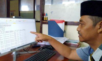 Koordinator Pengawasan Bawaslu Kabupaten Blitar, Priya Hari Santosa