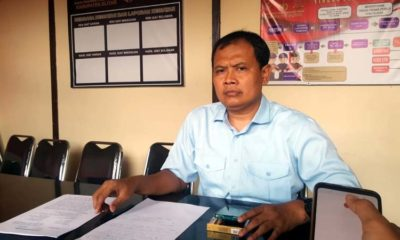 Ketua Badan Pengawas Pemilu (Bawaslu) Kabupaten Blitar, Abdul Hakam Sholahudin