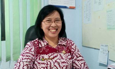 Kepala Bidang Pelayanan Kesehatan Dinas Kesehatan Kabupaten Blitar, Dr. Christine Indrawati