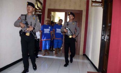 Oknum Honorer DLH Kabupaten Blitar Edarkan Narkoba, Dikerangkeng Polisi
