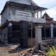 Pembangunan pagar mushola yang dikeluhkan warga