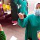 Setelah menjalani isolasi di rumah karantina Pemkab Blitar di LEC Garum, empat staf di bagian Protokol dan Komunikasi Pimpinan (Prokopim) Sekretariat Daerah Kabupaten Blitar dinyatakan sembuh dari Covid-19