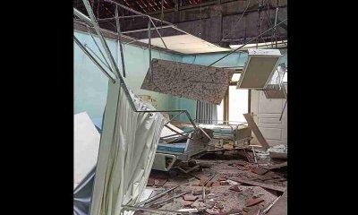Tiga Kamar RSUD Mardi Waluyo Blitar Rusak Akibat Gempa, Pasien Harus Dievakuasi